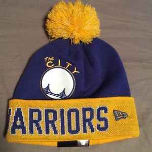 Golden State Warriors beanie